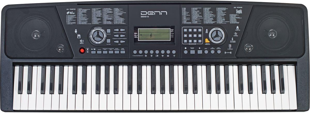 Denn DEK610 цифровой синтезатор адаптер usb ac mp3 10pcs lot
