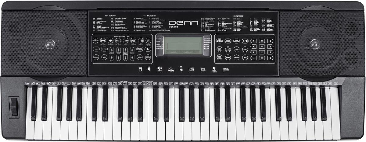 Denn DEK612 цифровой синтезатор - Клавишные инструменты и синтезаторы