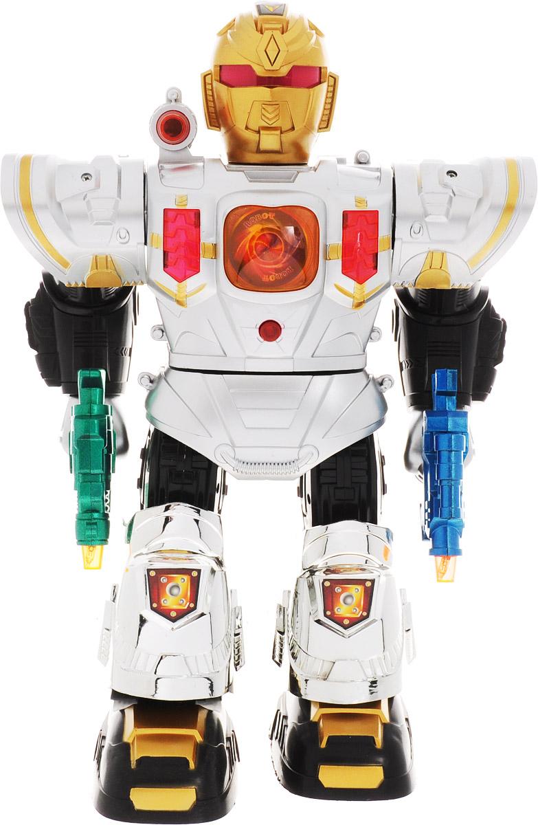 Veld-Co Электронный робот Космический воин - Интерактивные игрушки