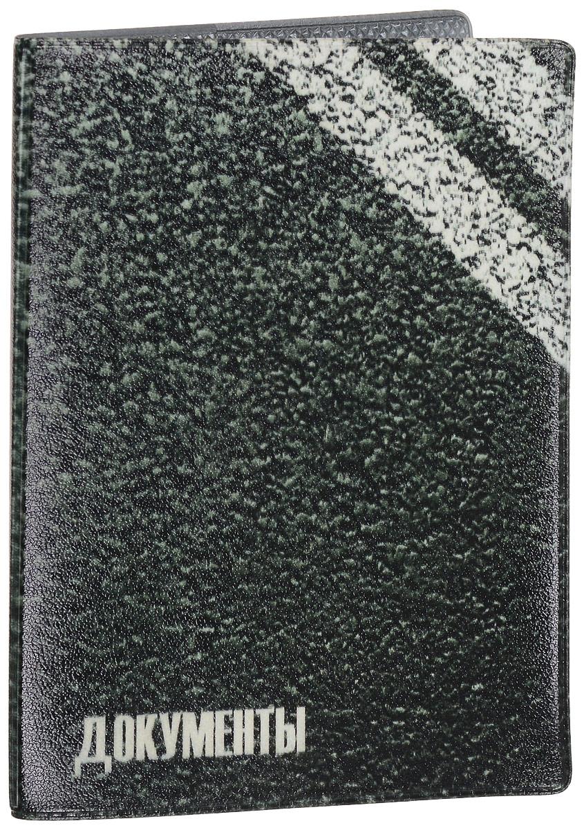 Обложка для автодокументов Mitya Veselkov Разметка, цвет: черный, серый. AUTOZAM395ПВХ (поливинилхлорид)Стильная обложка для автодокументов Mitya Veselkov не только поможет сохранить внешний вид ваших документов и защитить их от повреждений, но и станет стильным аксессуаром, идеально подходящим вашему образу.Она выполнена из ПВХ, внутри имеет съемный вкладыш, состоящий из шести файлов для документов, один из которых формата А5.