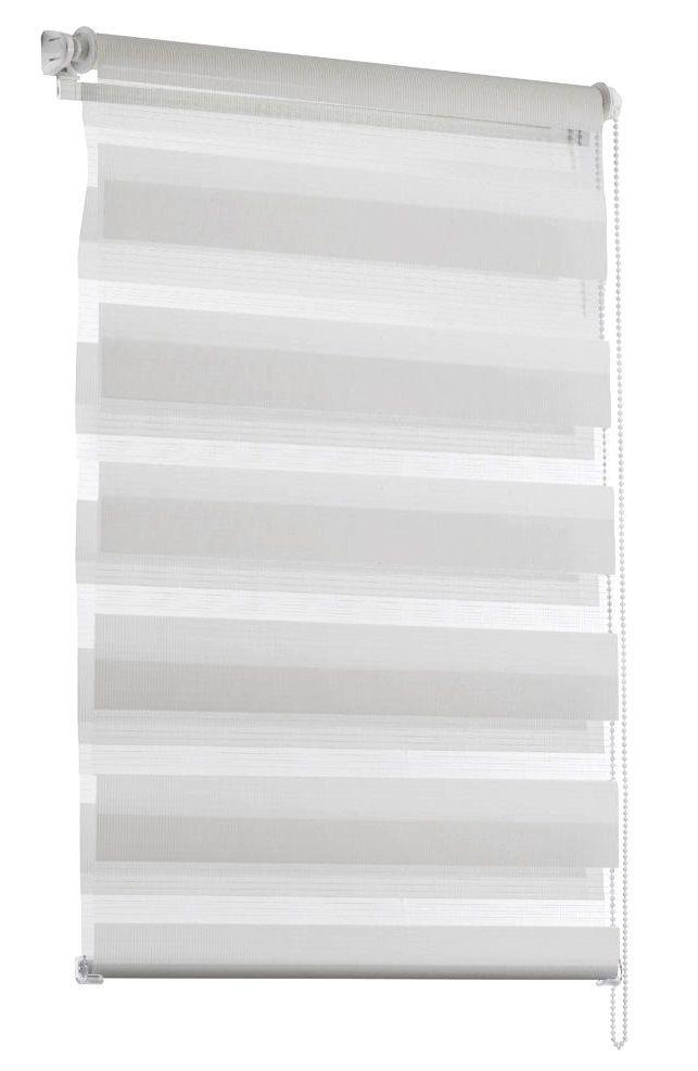 Штора рулонная Эскар Миниролло. День-Ночь, цвет: белый, ширина 52 см, высота 150 см40008052150Однотонная палитра - будет идеально гармонировать в любом интерьере, сочетаться с обоями, мебелью и другими функциональными или стилевыми элементами.Преимущества применения рулонных штор Эскар Миниролло. День-Ночь для пластиковых окон: - имеют прекрасный внешний вид: многообразие и фактурность материала изделия отлично смотрятся в любом интерьере - многофункциональны: есть возможность подобрать шторы способные эффективно защитить комнату от солнца, при этом она не будет слишком темной - есть возможность осуществить быстрый монтаж. ВНИМАНИЕ! Размеры ширины изделия указаны по ширине ткани! Для выбора правильного размера необходимо учитывать - ткань должна закрывать оконное стекло на 3 см. Во время эксплуатации не рекомендуется полностью разматывать рулон, чтобы не оторвать ткань от намоточного вала. В случае загрязнения поверхности ткани, чистку шторы проводят одним из способов, в зависимости от типа загрязнения: легкое поверхностное загрязнение можно удалить при помощи канцелярского ластика; чистка от пыли производится сухим методом при помощи пылесоса с мягкой щеткой-насадкой; для удаления пятна используйте мягкую губку с пенообразующим неагрессивным моющим средством или пятновыводитель на натуральной основе (нельзя применять растворители).