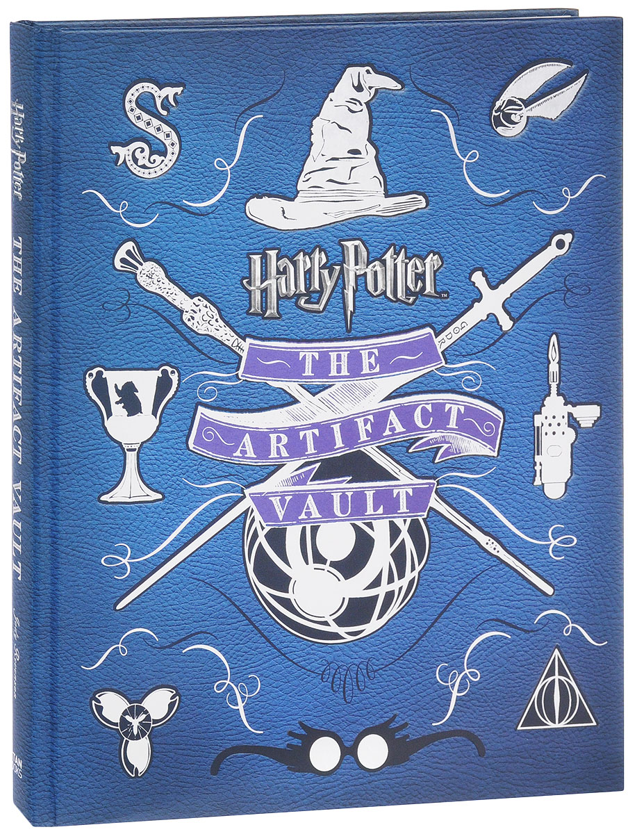 Harry Potter: The Artifact Vault harry potter the chamber of secrets