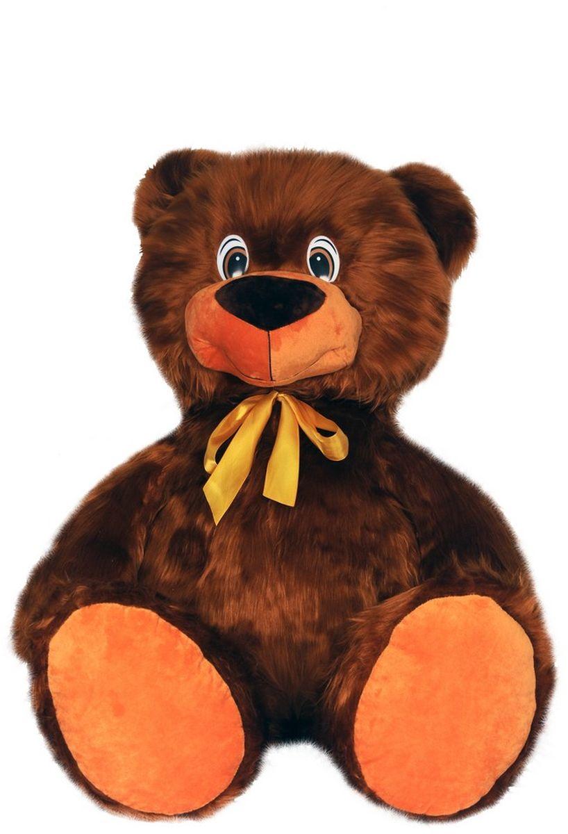 СмолТойс Мягкая игрушка Мишка 130 см мягкая игрушка смолтойс кевин в робе 30 см
