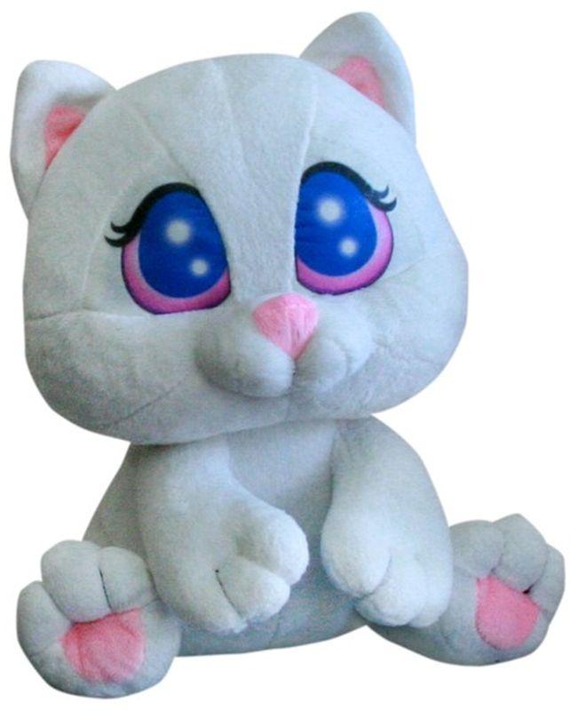 СмолТойс Мягкая игрушка Котенок Артемка 26 см смолтойс мягкая игрушка антистресс 31 см 2898 жл 31