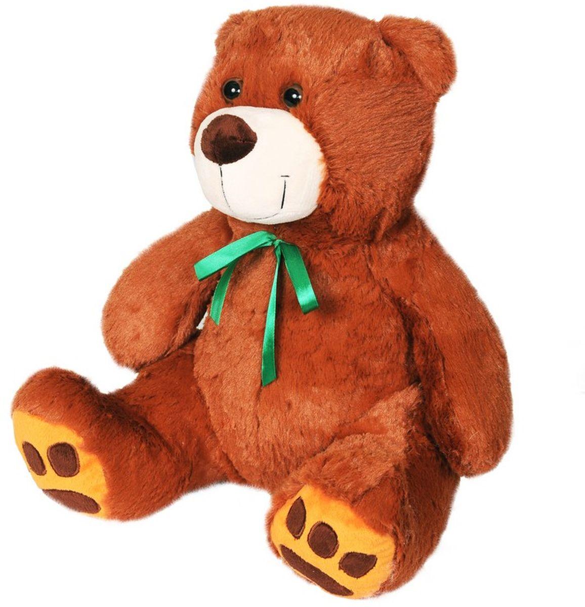СмолТойс Мягкая игрушка Медведь 103 см 1560/КЧ мягкая игрушка медведь с медвежонком