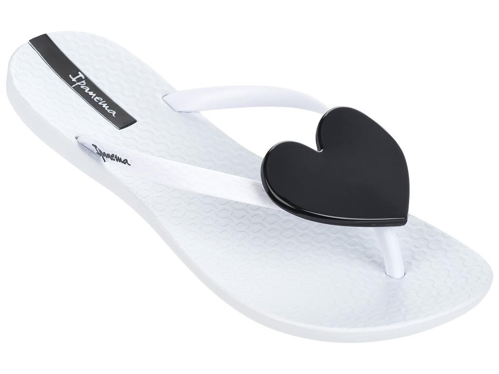 Купить Сланцы женские Ipanema, цвет: белый. 82120-22268. Размер BRA 36 (37)