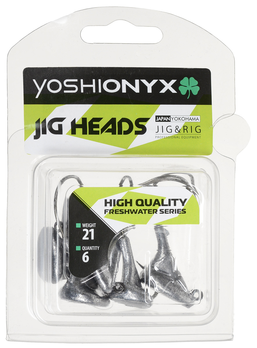 Джиг-головка Yoshi Onyx JIG Bros. Стоящий на дне, крючок Eagle Claw, 21 г, 6 шт ha ha die mold manipulator accessories big big jig jig mold with a switch ha ha mold manipulator assembly