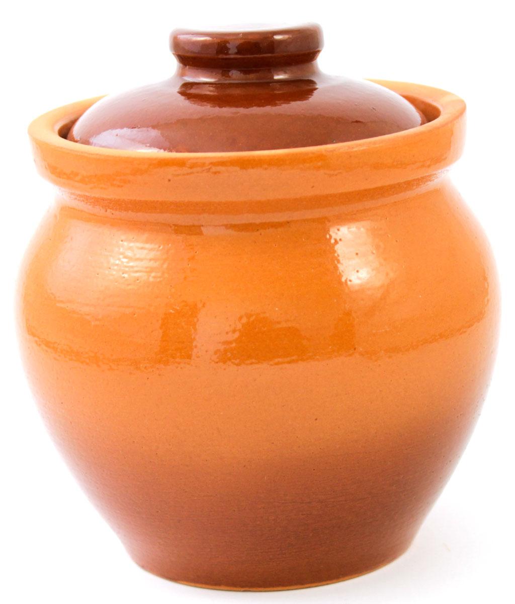 Горшок для запекания Ломоносовская керамика, с крышкой, 600 мл1Г3-6Горшок для запекания Ломоносовская керамика с крышкой выполнен из высококачественной глины. Уникальные свойства глины и толстые стенки изделия обеспечивают эффект русской печи при приготовлении блюд. Блюда, приготовленные в керамическом горшке, получаются нежными исочными. Вы сможете приготовить мясо, сделать томленые овощи и все это без капли масла. Этоодин из самых здоровых способов готовки.