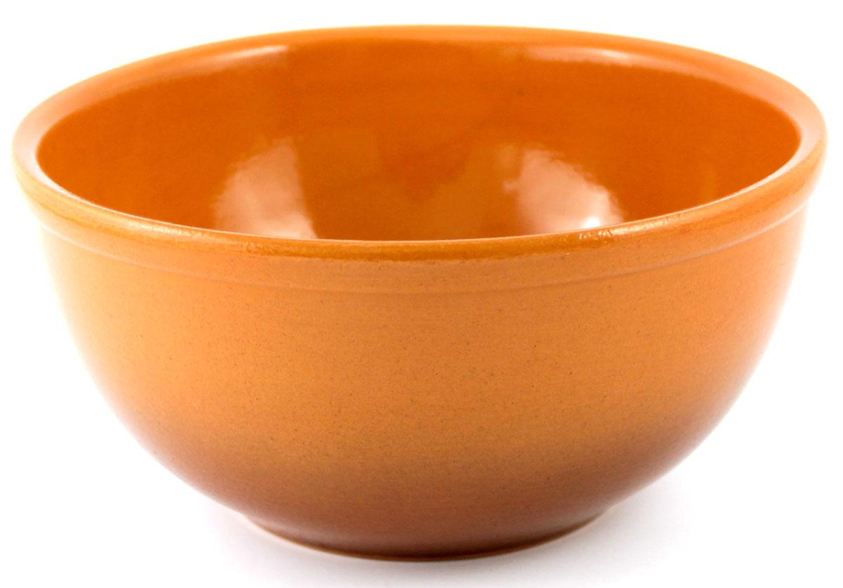 Салатник Ломоносовская керамика, 1 л, диаметр: 18 см. 1С3-21С3-2Салатник Ломоносовская керамика изготовлен из высококачественной глины с глазурованным покрытием. Такой салатник украсит сервировку вашего стола и подчеркнет прекрасный вкус хозяйки, а также станет отличным подарком. Диаметр: 18 см.