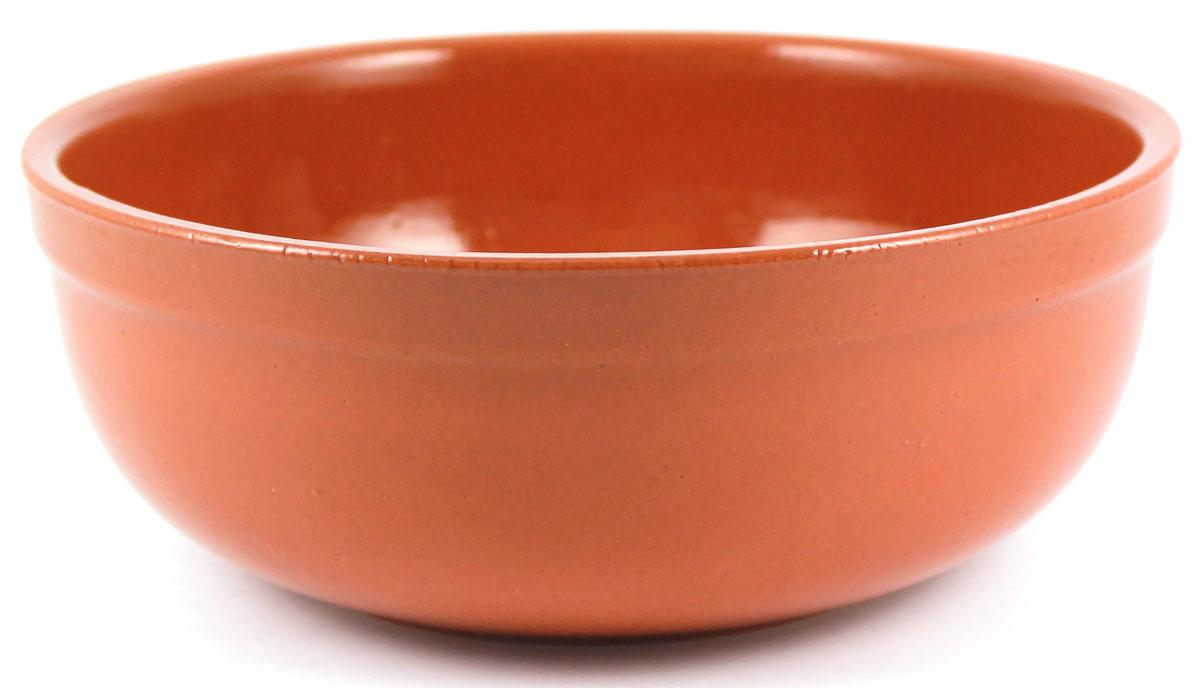 Салатник итальянский Ломоносовская керамика, цвет: терракотовый, 1 л, диаметр: 15 см. 1СИ3-1т1СИ3-1тСалатник Ломоносовская керамика изготовлен из высококачественной глины с глазурованным покрытием. Такой салатник украсит сервировку вашего стола и подчеркнет прекрасный вкус хозяина, а также станет отличным подарком. Диаметр: 15 см.