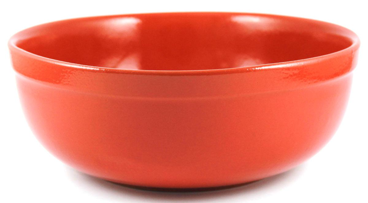 Салатник итальянский Ломоносовская керамика, цвет: красный, 1 л, диаметр: 15 см. 1СИ3-1кр1СИ3-1крСалатник Ломоносовская керамика изготовлен из высококачественной глины с глазурованным покрытием. Такой салатник украсит сервировку вашего стола и подчеркнет прекрасный вкус хозяина, а также станет отличным подарком. Диаметр: 15 см.