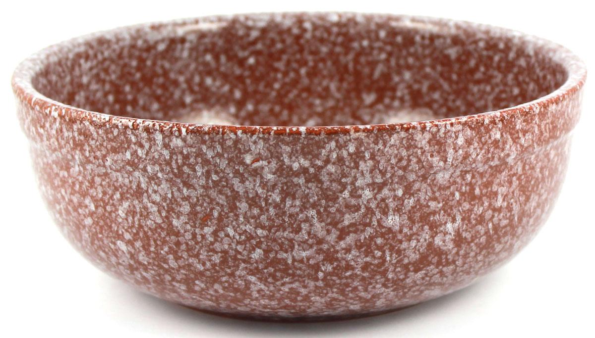 """Салатник итальянский """"Ломоносовская керамика"""" изготовлен из высококачественной глины с глазурованным покрытием. Такой салатник украсит сервировку вашего стола и подчеркнет прекрасный вкус хозяйки, а также станет отличным подарком. Диаметр: 23 см."""