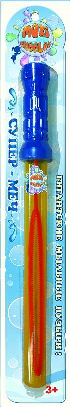 Maxibubbles Мыльные пузыри Меч 130 мл в ассортименте мыльные пузыри hti установка с автоматическим пусканием мыльных пузырей диско шар 1416346 00