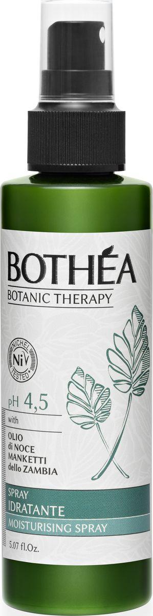 Bothea Увлажняющий спрей на основе масла ореха Манкетти из Замбии Moisturising Spray рН 4.5 - 150 мл