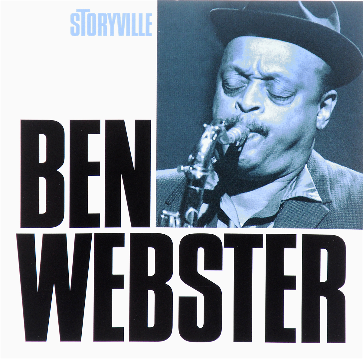 Бен Уэбстер Ben Webster. Masters Of Jazz цена