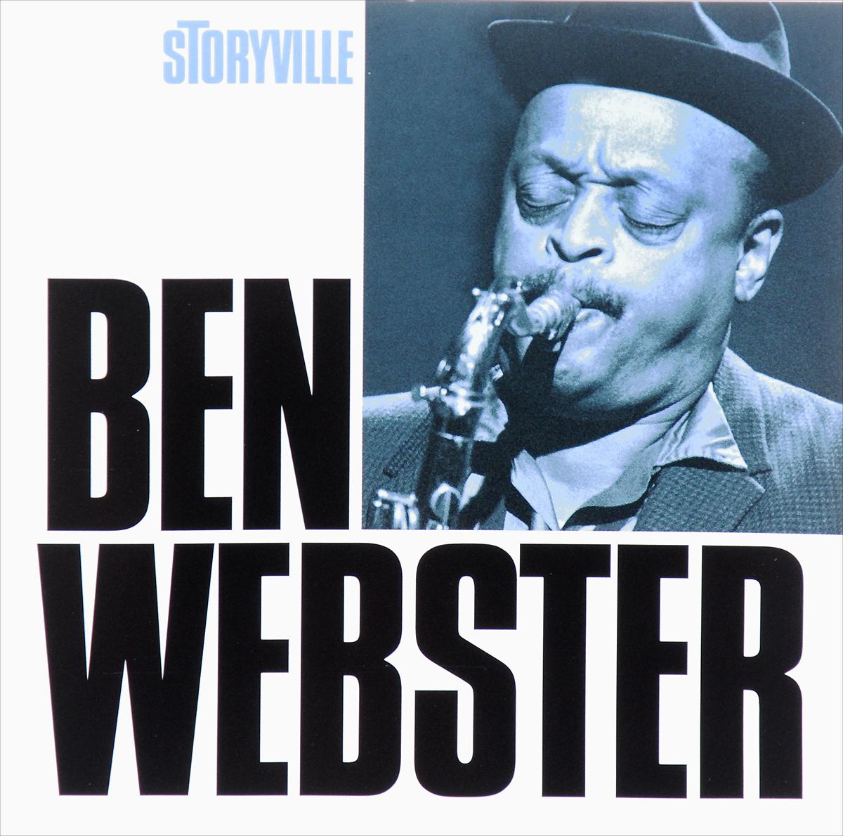 Бен Уэбстер Ben Webster. Masters Of Jazz цена