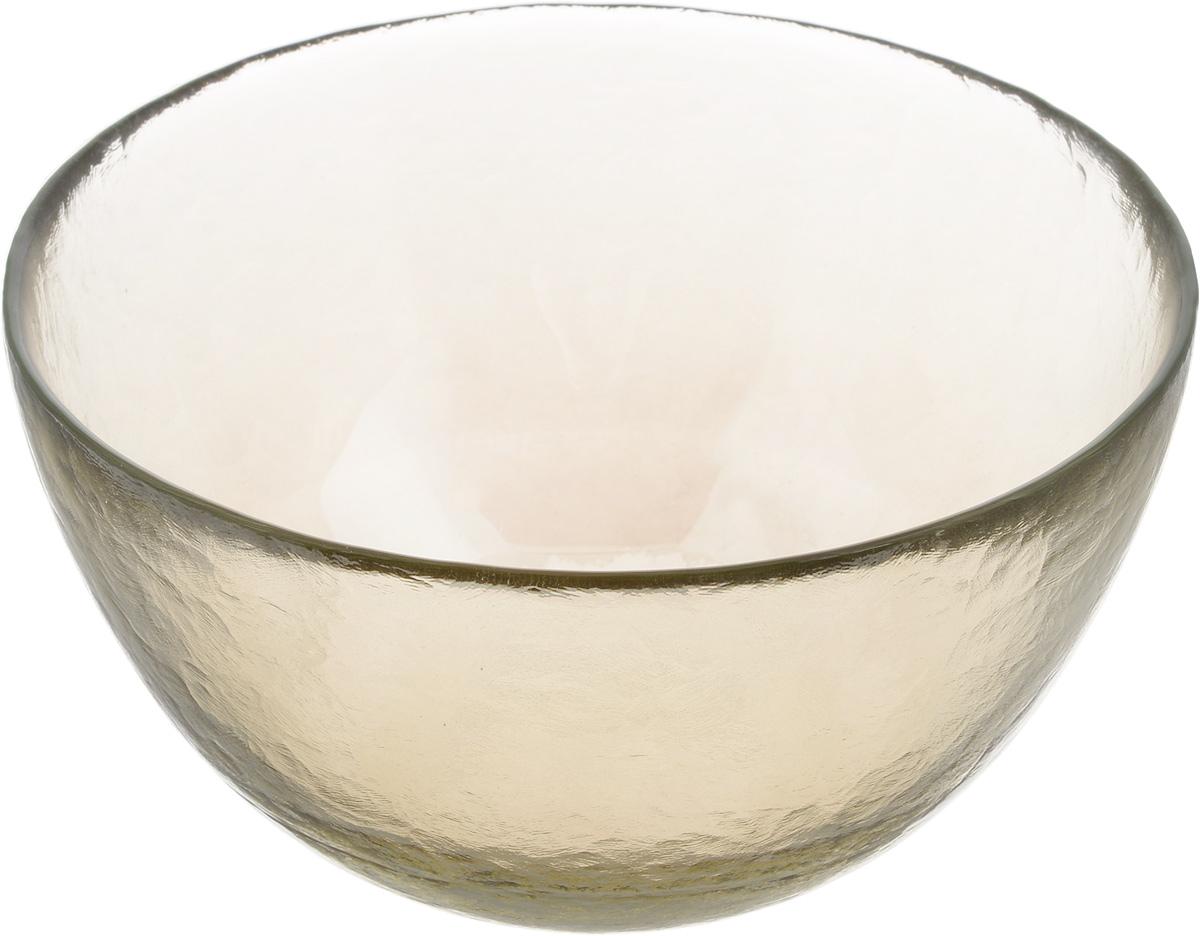 """Салатник NiNaGlass """"Богемия"""" изготовлен из прочного стекла. Идеально подходит для сервировки стола.Салатник не только украсит ваш кухонный стол и подчеркнет прекрасный вкус хозяйки, но и станет отличным подарком. Диаметр салатника (по верхнему краю): 14 см. Высота салатника: 7,5 см."""