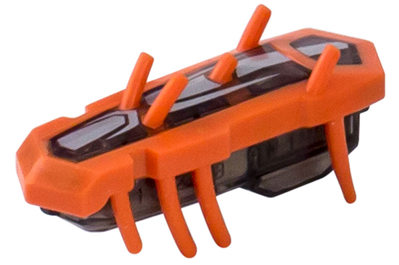 Hexbug Микро-робот Nano Nitro Single цвет оранжевый мастурбатор nano toys nano