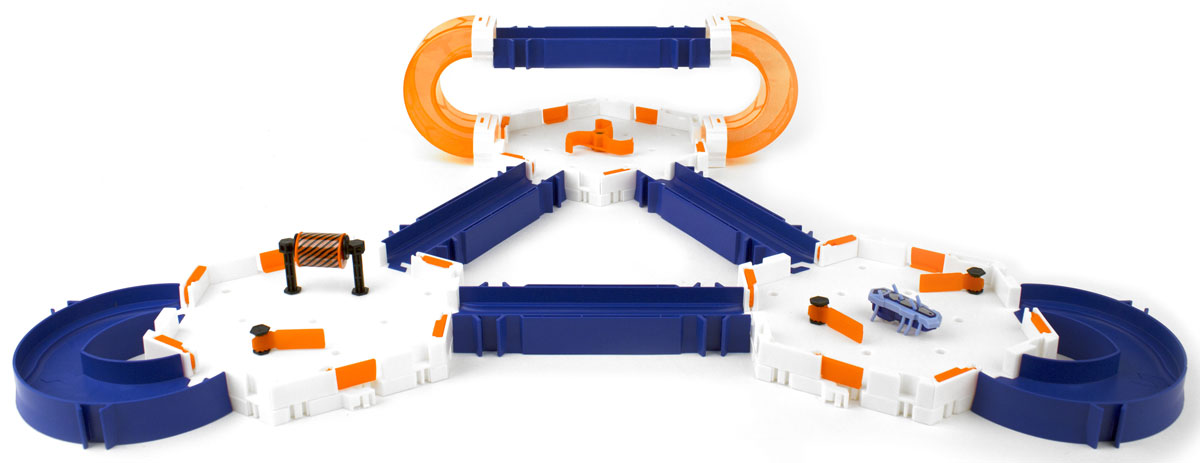 Hexbug Игровой набор Nano V2 Nitro Habitat - Интерактивные игрушки
