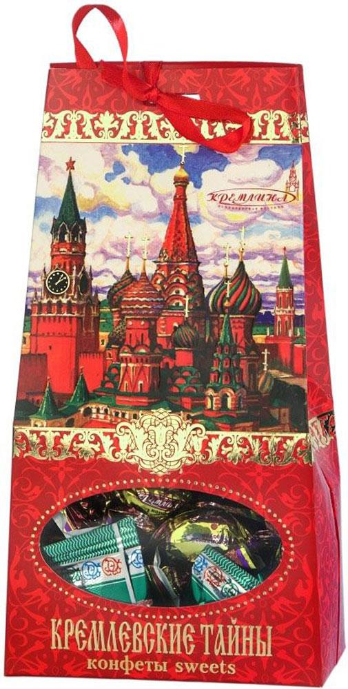 Кремлина Кремлевские тайны ассорти орехов в шоколаде, 130 г4607039270709Нет сомнений, что Кремль - завораживающее место. О каждом его камне ходят легенды и истории. Прикоснитесь к великой тайне сердца России с конфетами Кремлевские тайны.