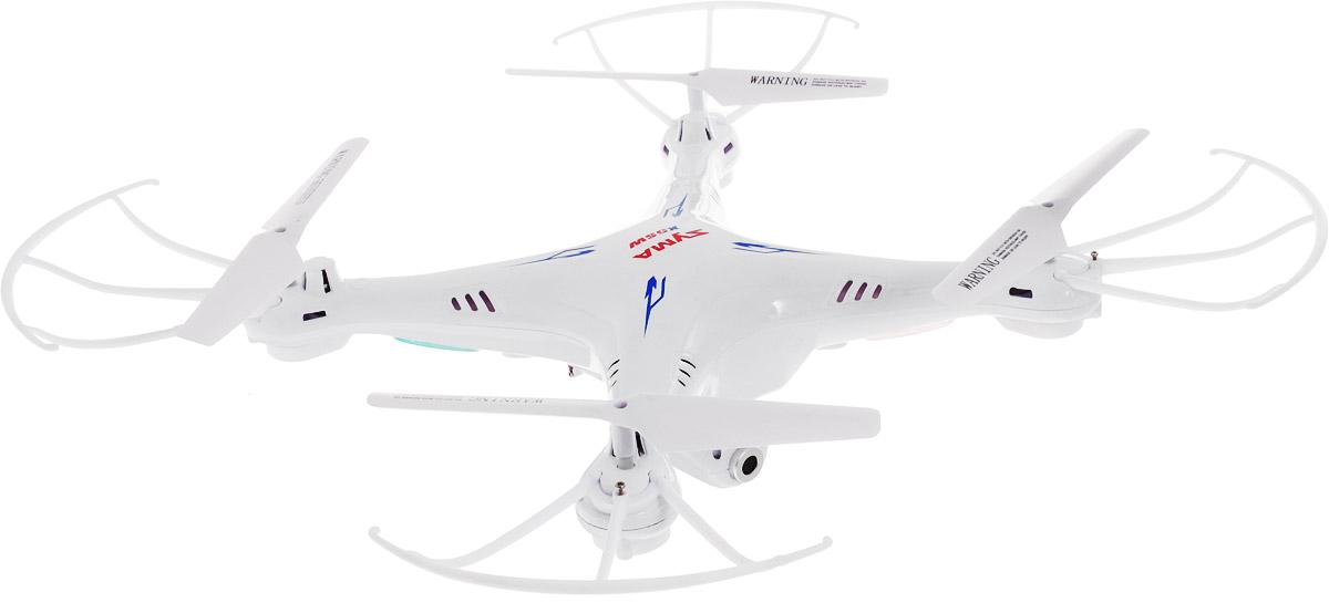 Syma Квадрокоптер на радиоуправлении X5SW цвет белый