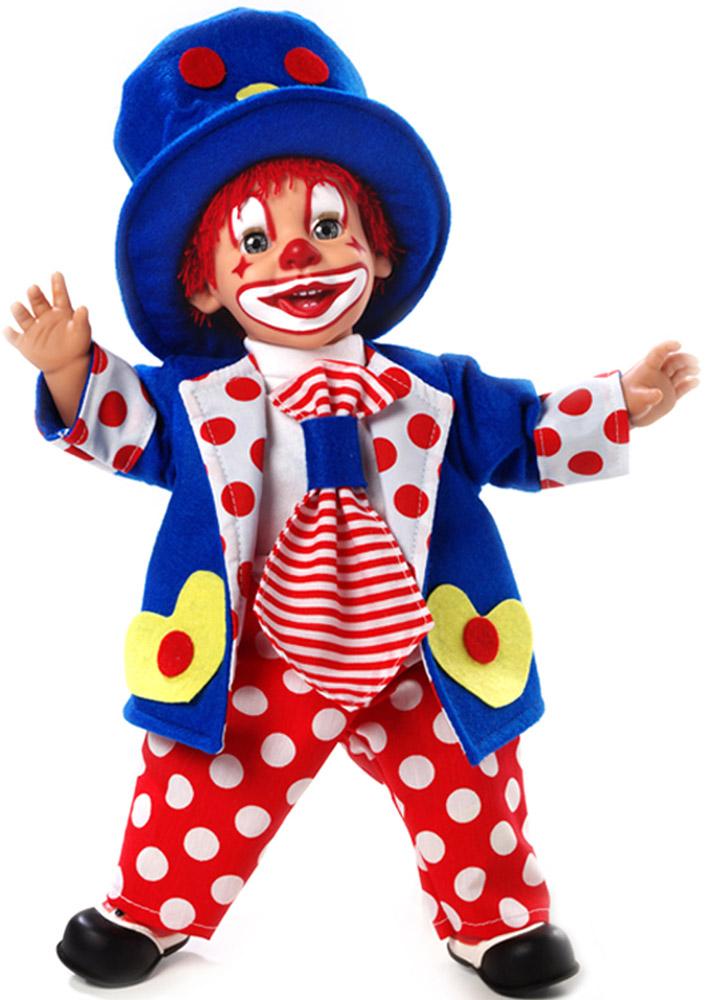Arias Кукла Клоун 38 см Т59774 arias кукла клоун 38 см т59774