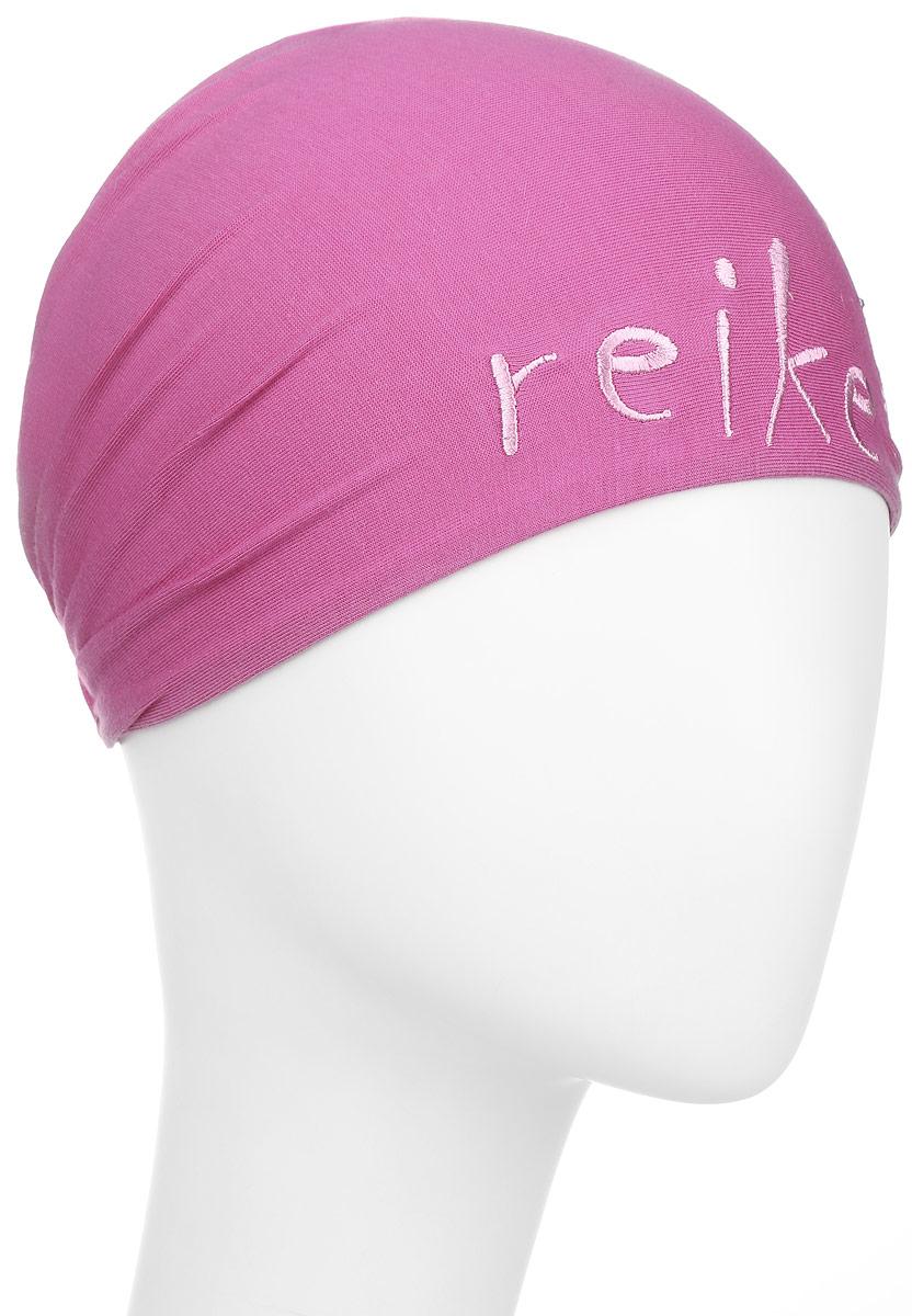 Повязка на голову для девочки Reike Зайчики, цвет: фуксия. RKNSS17-HR4. Размер 48RKNSS17-HR4 fuchsiaПовязка на голову для девочки Reike Зайчики, изготовленная из натурального хлопка, отлично подойдет для жаркой погоды или для завершения образа юной модницы. Аксессуар защитит голову от ветра и солнца или возьмет на себя функцию ободка. Модель оформлена вышивкой в стиле серии и стразами и дополнена мягкой эластичной резинкой для фиксации на голове.Уважаемые клиенты!Размер, доступный для заказа, является обхватом головы.