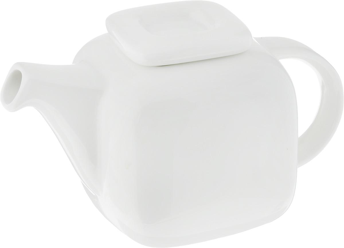 Чайник заварочный Ariane Прайм, 1,2 лAPRARN62120Заварочный чайник Ariane Прайм изготовлен из высококачественного фарфора. Глазурованное покрытие обеспечивает легкую очистку. Изделие прекрасно подходит для заваривания вкусного и ароматного чая, а также травяных настоев. Оригинальный дизайн сделает чайник настоящим украшением стола. Он удобен в использовании и понравится каждому.Можно мыть в посудомоечной машине и использовать в микроволновой печи. Диаметр чайника (по верхнему краю): 10 см. Высота чайника (без учета крышки): 11 см. Высота чайника (с учетом крышки): 14,5 см.