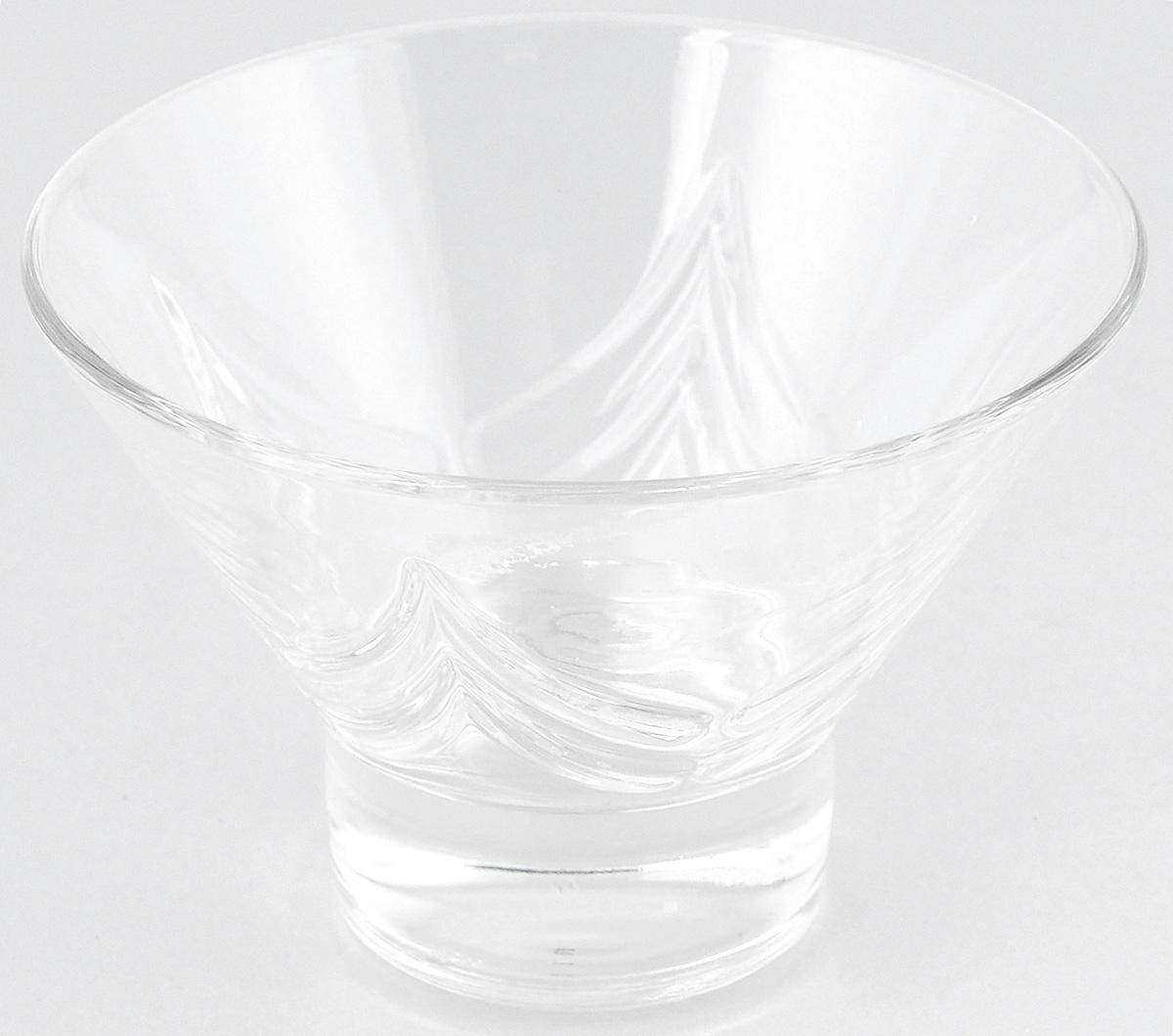 Креманка OSZ Bell. Призма, диаметр 11,5 см, 285 мл12с1578Креманка OSZ Bell. Призма изготовлена из прочного стекла. Идеально подходит для сервировки стола.Креманка не только украсит ваш стол, но подчеркнет прекрасный вкус хозяйки. Диаметр креманки (по верхнему краю): 11,5 см. Высота креманки: 8 см.Объем: 285 мл.