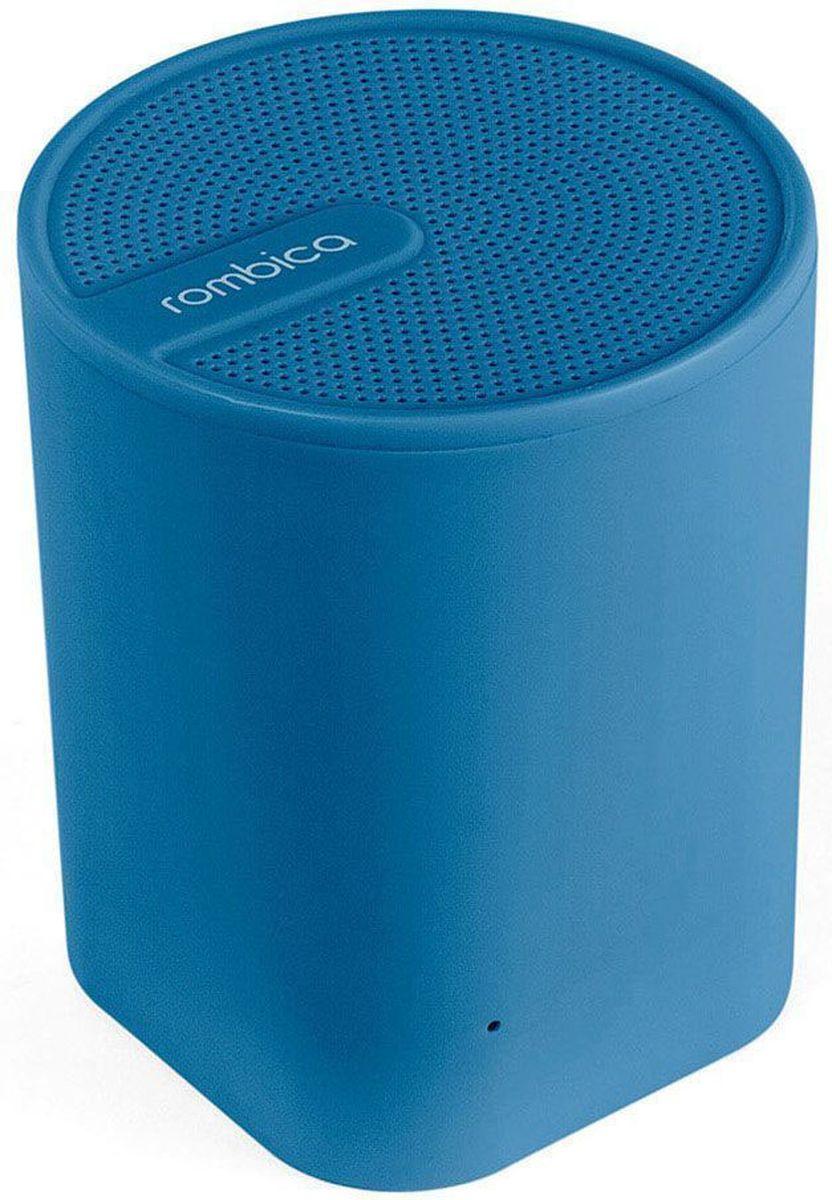 Rombica Mysound BT-04 2C, Blue портативная акустическая система