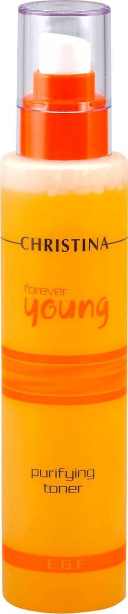 Christina Очищающий тоник Forever Young Purifying Toner 300 мл christina очищающий тоник forever young purifying toner 300 мл очищающий тоник forever young purifying toner 200 мл 300 мл