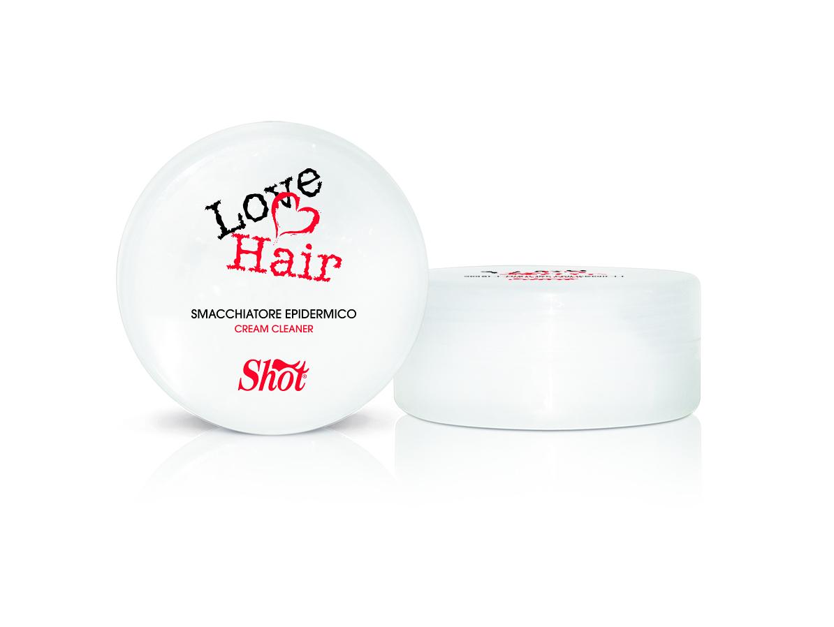 Shot Love Hair - Средство для удаления краски с кожи головы 100 млSHLH105-1Средство для удаления пятен с кожи головы – революционное средство, мягкая формула которого направлена на мгновенное устранение следов окрашивания на нежной коже головы. Состав с экстрактом натуральной розы действует мягко и эффективно, не раздражая дерму и не вызывая аллергическую реакцию. Гелеобразная консистенция делает использование средства простым и понятным, а удивительный аромат шоколада создаст невероятный расслабляющий эффект сразу же после открытия тубы с косметикой.