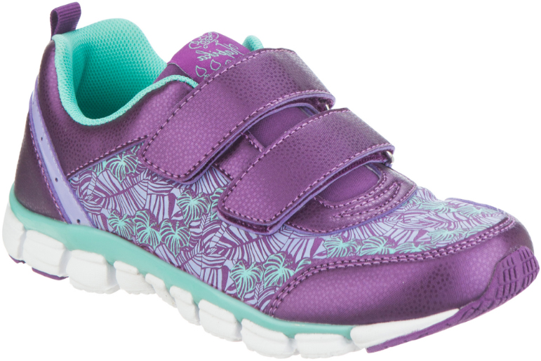 Кроссовки для девочки Kapika, цвет: фиолетовый. 73299с-2. Размер 3673299с-2Стильные кроссовки от Kapika заинтересуют вашего ребенка с первого взгляда. Модель, выполненная из текстиля и искусственной кожи, дополнена стильным принтом. Ремешки на застежках-липучках гарантируют надежную фиксацию модели на ноге. Внутренняя поверхность из текстиля обеспечивает комфорт и предотвращает натирание. Стелькаиз натуральной кожи дополнена супинатором, который отвечает за правильное формирование стопы. Рифление на подошве гарантирует отличное сцепление с любой поверхностью. Удобные кроссовки займут достойное место в гардеробе вашего ребенка.