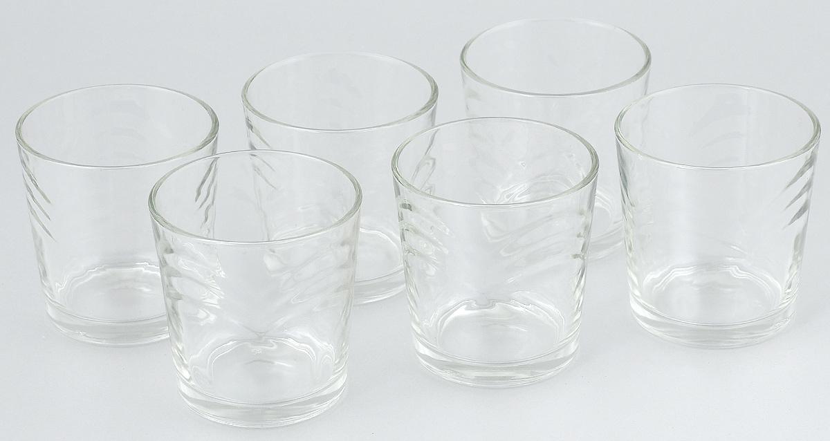 Набор стаканов ОСЗ Сидней, 250 мл, 6 шт05с1268 УНабор ОСЗ Сидней состоит из шести низких стаканов, выполненных из прочного натрий-кальций-силикатного стекла. Изделия выполнены в классическом дизайне.Такой набор прекрасно подойдет для воды, сока, молока, лимонада и других напитков. Он дополнит кухонный интерьер и станет практичным приобретением. Диаметр стакана (по верхнему краю): 8 см. Высота стакана: 8 см.