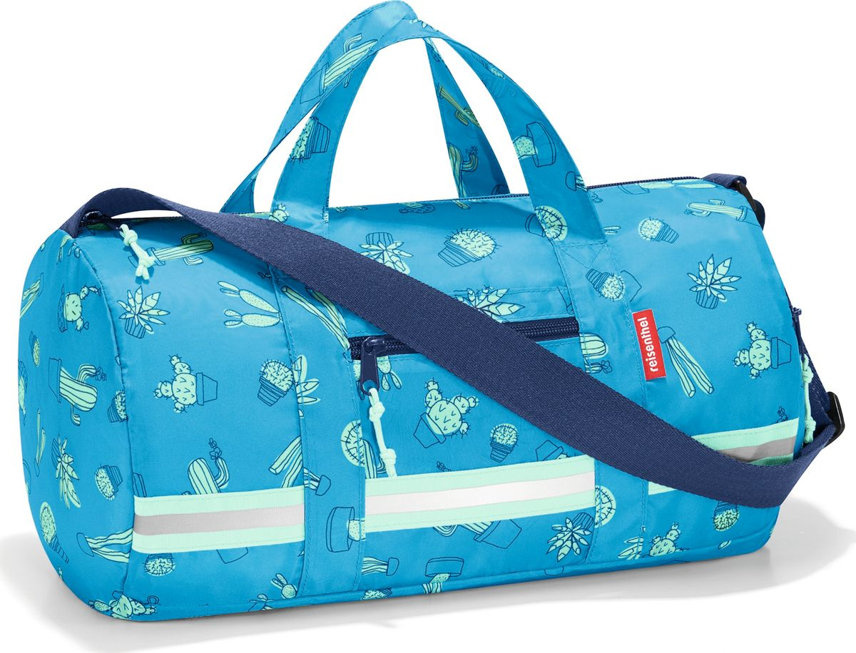 Сумка десткая Reisenthel Dufflebag S, цвет: голубой. IH4049 reisenthel сумка allrounder l spots navy ci a pdd0