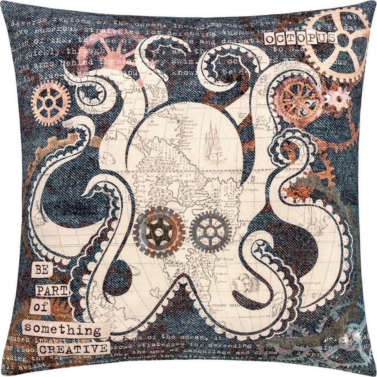 Подушка декоративная Togas Осьминог, 45 х 45 см40.16.70.0275