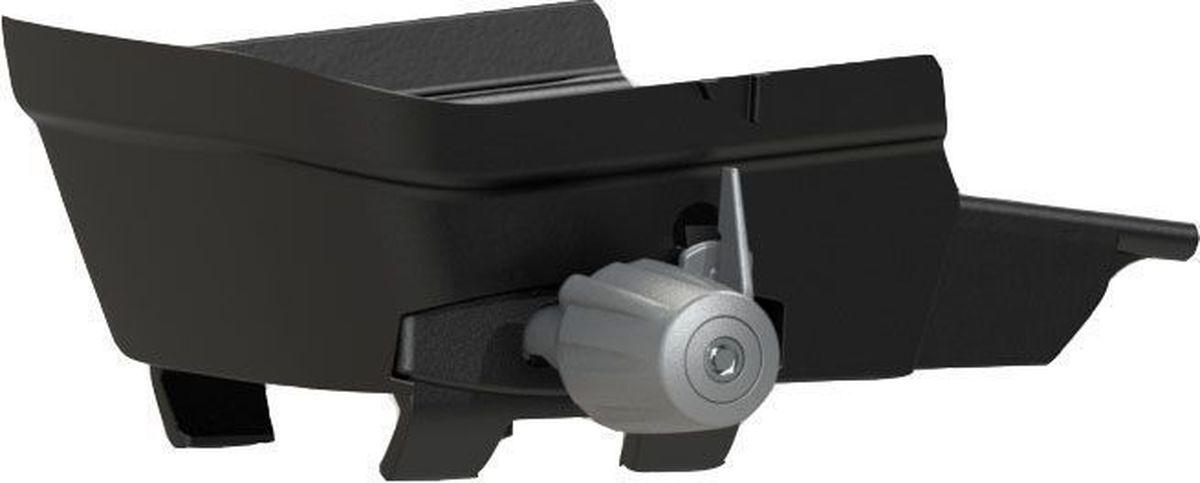 Адаптер для установки детского велокресла Hamax Zenith, на багажник, цвет: черный, серый