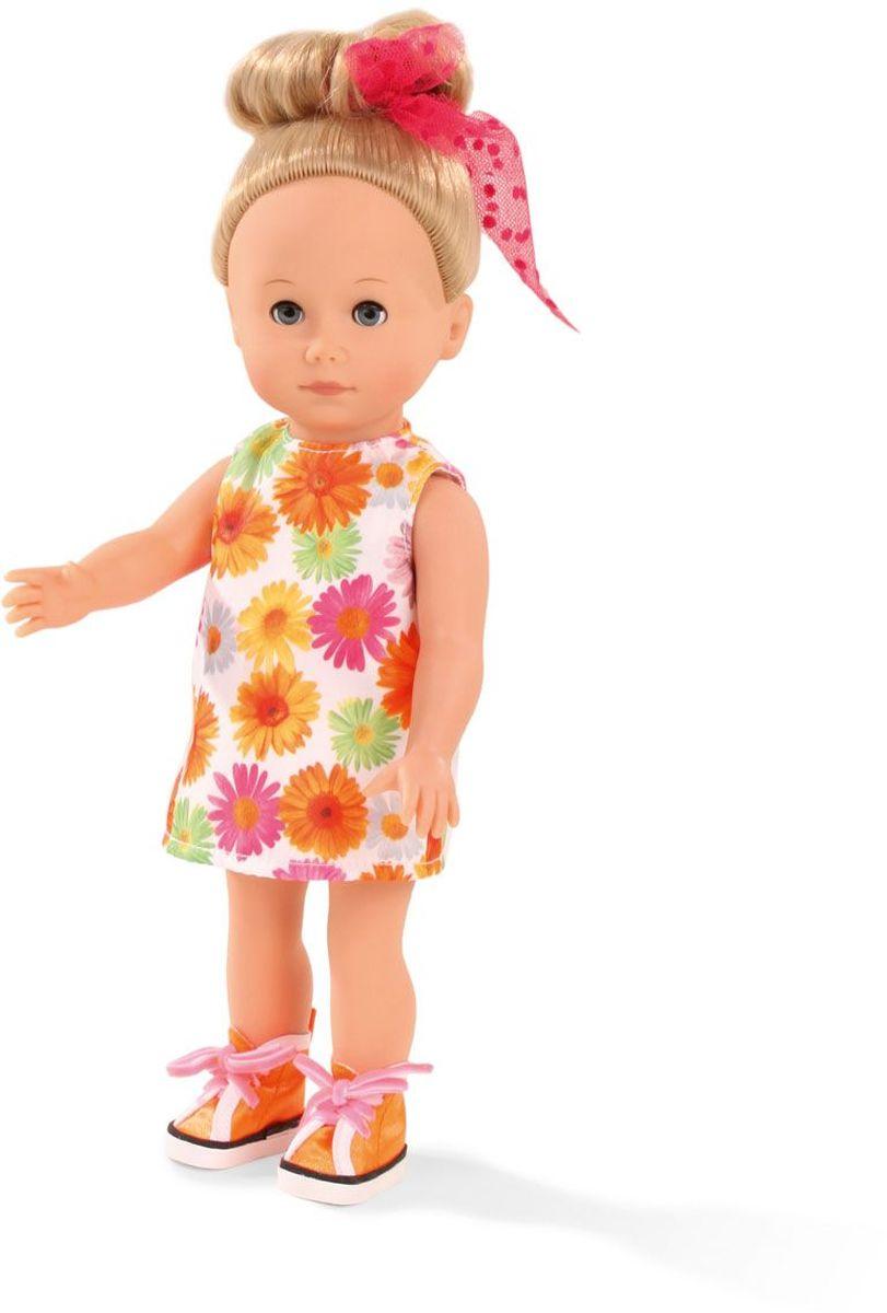 Gotz Кукла Миа блондинка с голубыми глазами