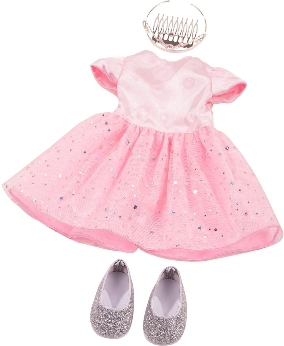 Gotz Набор одежды принцессы купить диадему для девочки