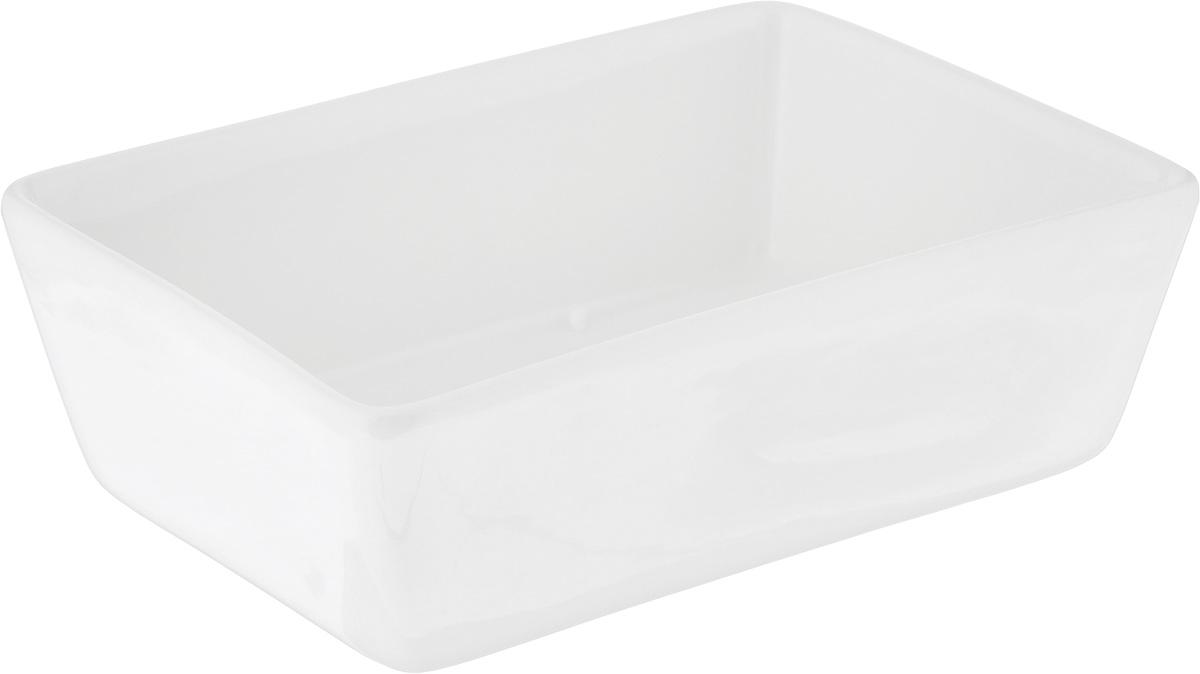 Салатник Ariane Джульет, 280 млAJRARN22013прямоугольный салатник Ariane Джульет, изготовленный из высококачественного фарфора с глазурованным покрытием, прекрасно подойдет для подачи различных блюд: закусок, салатов или фруктов. Такой салатник украсит ваш праздничный или обеденный стол.Можно мыть в посудомоечной машине и использовать в микроволновой печи.Размер салатника (по верхнему краю): 13 х 9 см.Высота стенки: 4,5 см.Объем салатника: 280 мл.