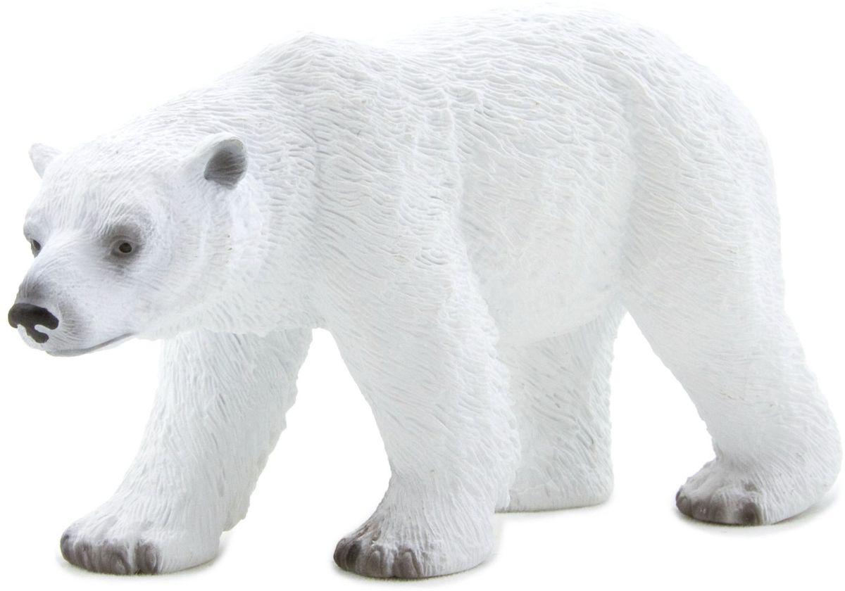 Mojo Фигурка Белый полярный медведь mojo фигурка белый полярный медвежонок в движении