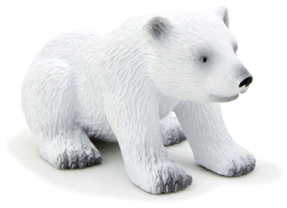 Mojo Фигурка Белый полярный медвежонок mojo фигурка белый полярный медвежонок в движении