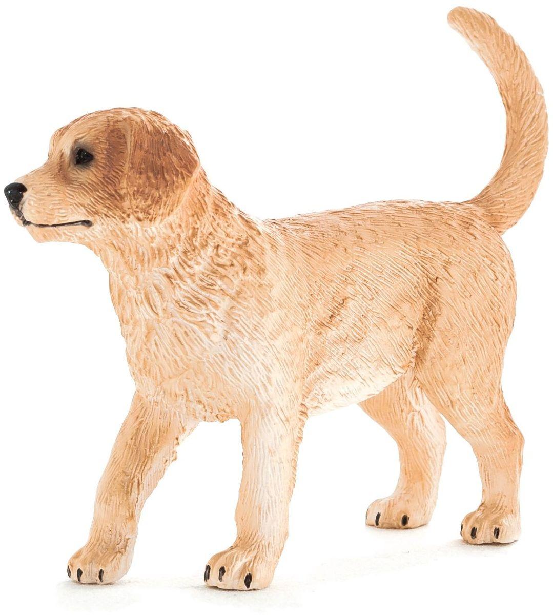 Mojo Фигурка Золотистый ретривер щенок купить щенка золотистый ретривер в симферополе