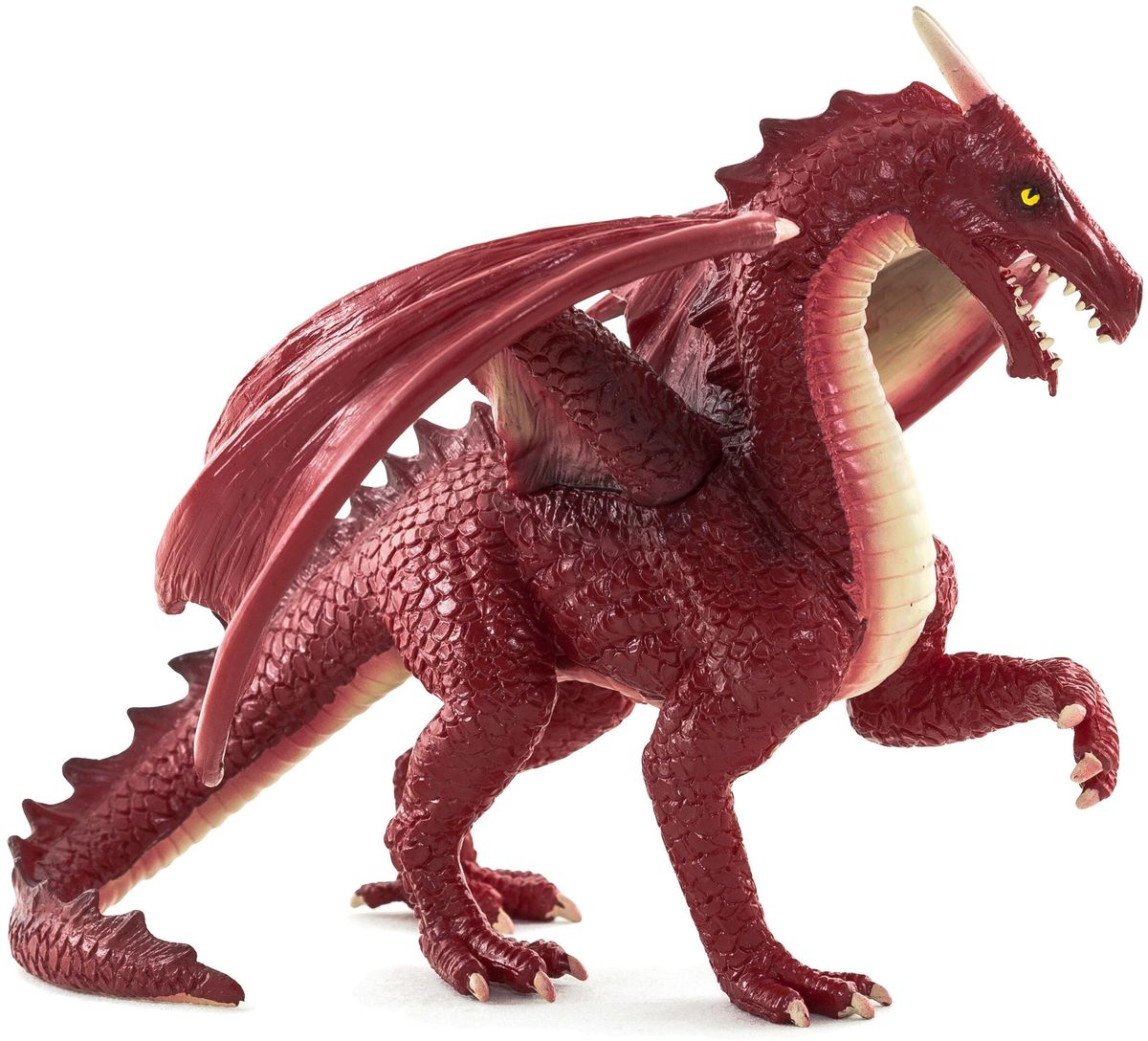 Mojo Фигурка Дракон Deluxe цвет красный - Фигурки