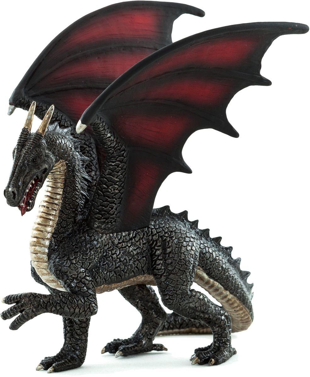 Mojo Фигурка Дракон Deluxe цвет стальной 387215 mojo pax mojo pax рюкзак black dragon черный