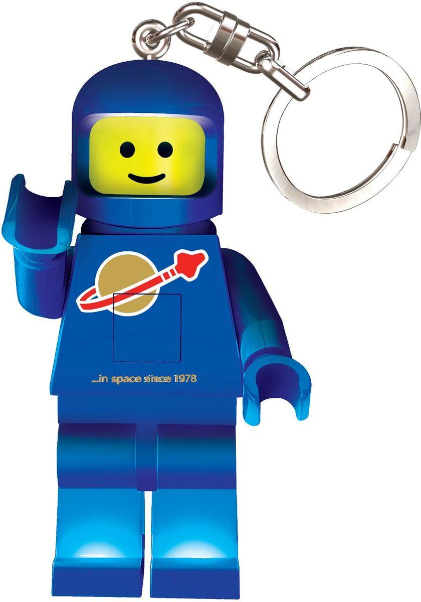 LEGO Classic Брелок-фонарик Spaceman цвет синий lego lego брелок для ключей джестро