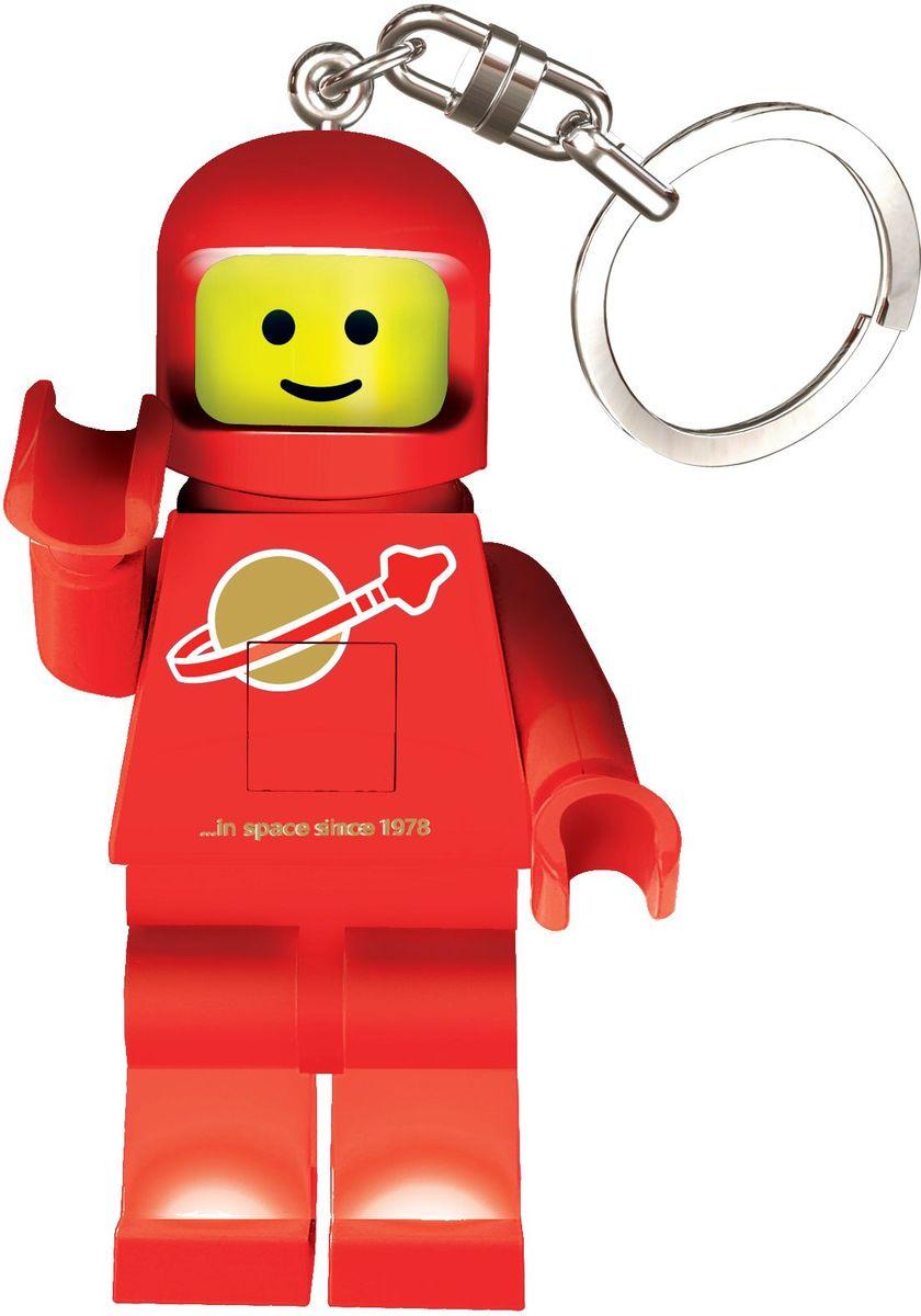 LEGO Classic Брелок-фонарик Spaceman цвет красный