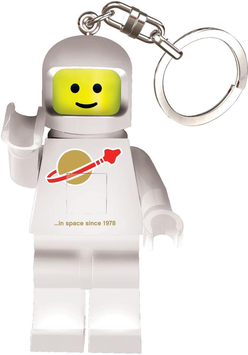 LEGO Classic Брелок-фонарик Spaceman цвет белый lego lego брелок для ключей джестро