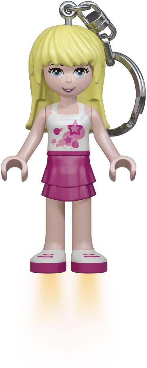 LEGO Friends Брелок-фонарик Stephanie lego lego брелок для ключей friends эмма