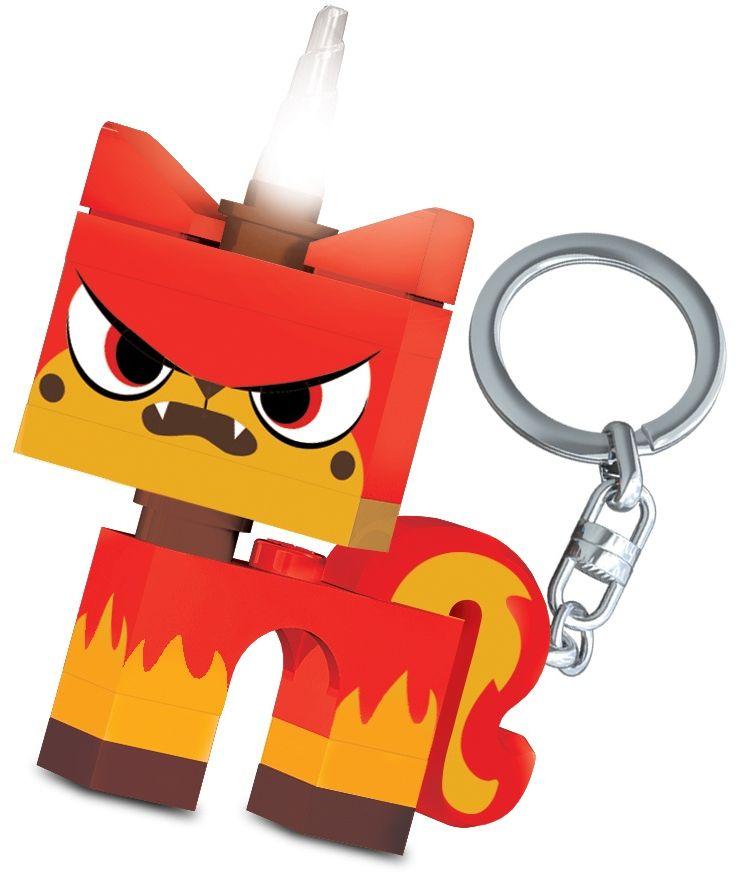 LEGO Movie Брелок-фонарик Angry Kitty игровая приставка xbox one 500 гб the lego movie videogame